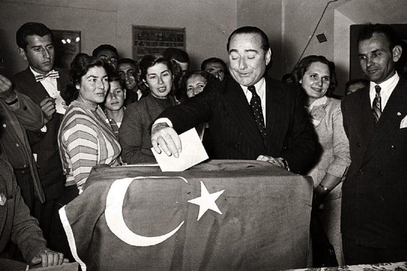 1945-1950 Yılları Arasında Türkiye'deki Siyasi Gelişmeler