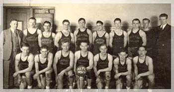 Basketbolda İlk Milli Maçımız 1936