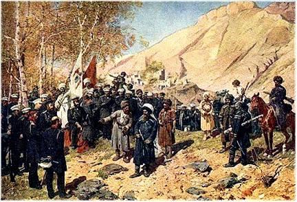 Şeyh Şamil, Kafkas-Rus Savaşının 100 yılı