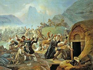 Kafkas-Rus Savaşı'nın 100 yılı