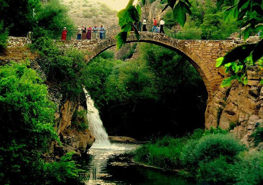 Cılandıras Köprüsü Manzarası