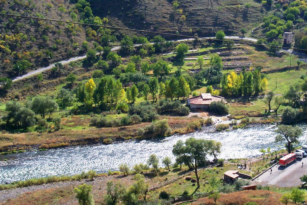 Kura Nehri Resmi