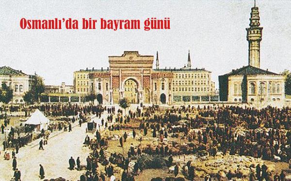 Osmanlı'da Bayram