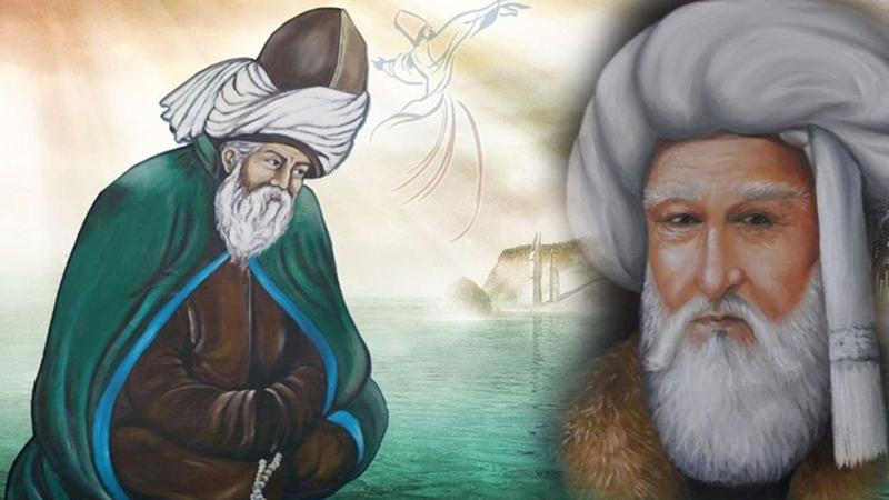 Mevlana Celaleddin Rumi Kimdir Mevlana'nın hayatı, biyografisi..