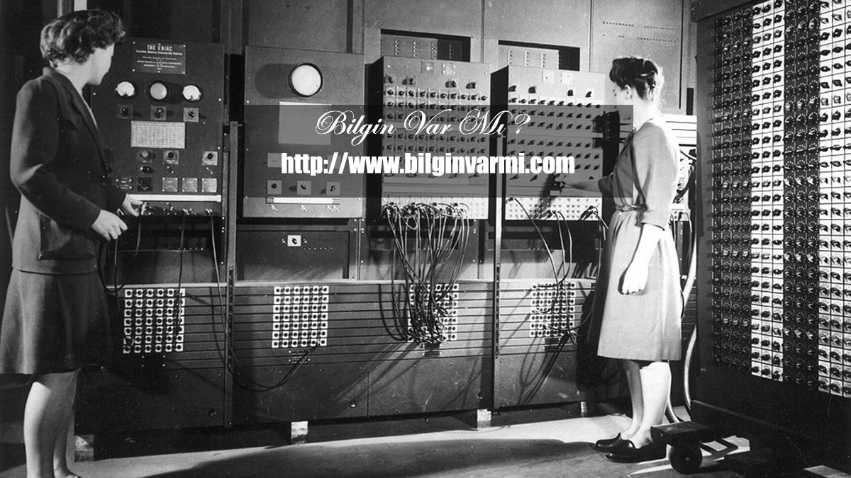 İlk Bilgisayar Programcısı Kadın..