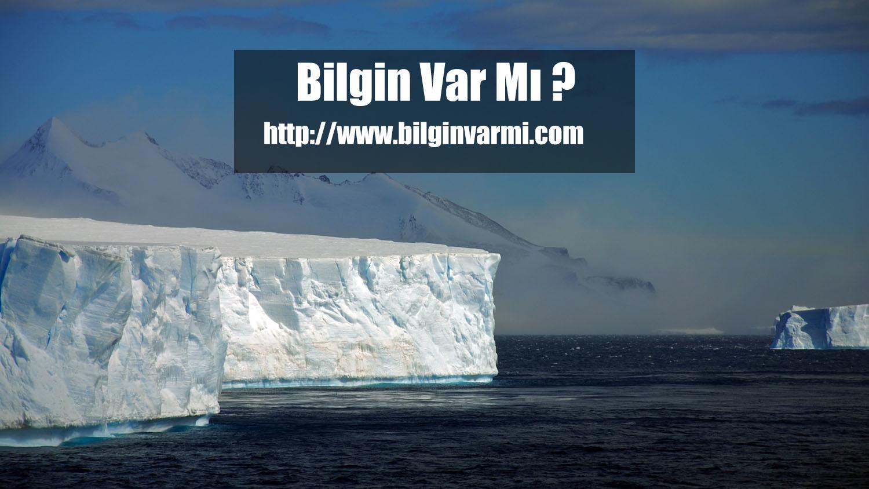 Antarktika Buz Kütleleri