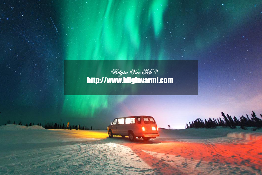 Kuzey Işıkları Renkleri Nasıl Oluşur