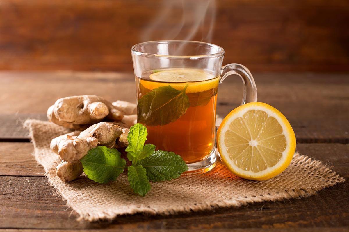 Gaz Giderici Bitki Çaylarından Bazıları