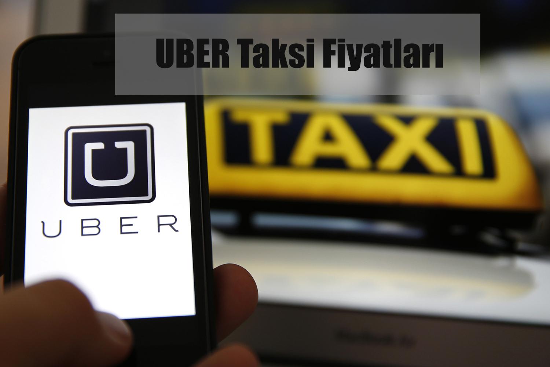 Uber Taksi Fiyatları ? Uber Taksi Tarifeleri ?