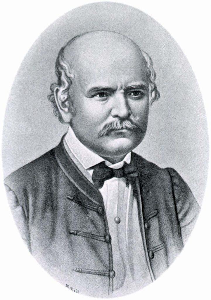 Ignaz Philipp Semmelweis (1818) - (1865)