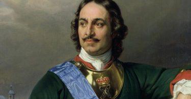 I. Petro (1672) - (1725)