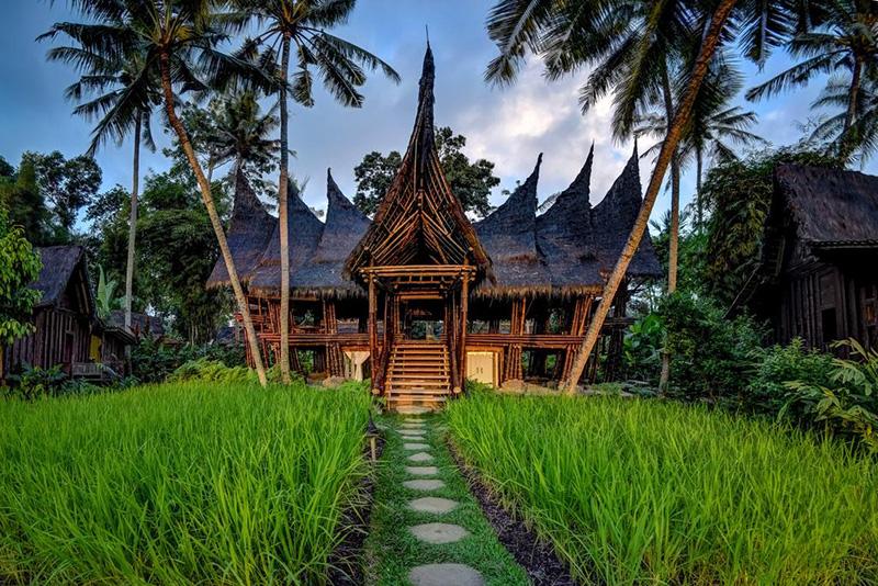 Bambu Indah Resimleri. Seyahat Edilesi 6 Harika Yer