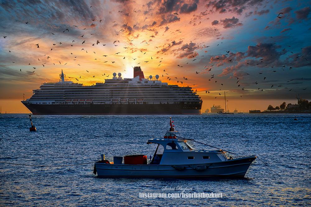 Cruise Gemisiyle Seyahate Çıkarken Dikkat Edilecekler