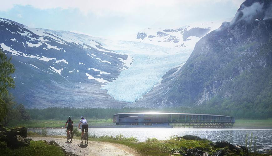 Svart Hotel - Norveç