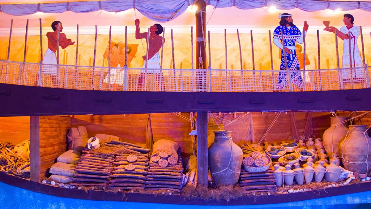 Bodrum Sualtı Arkeoloji Müzesi. Bodrum'da Yapılabilecek En İyi 15 Şey