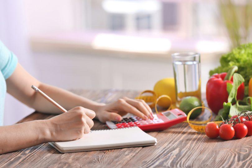 Tüketeceğiniz Besinlerin Kalorisini Hesaplayın