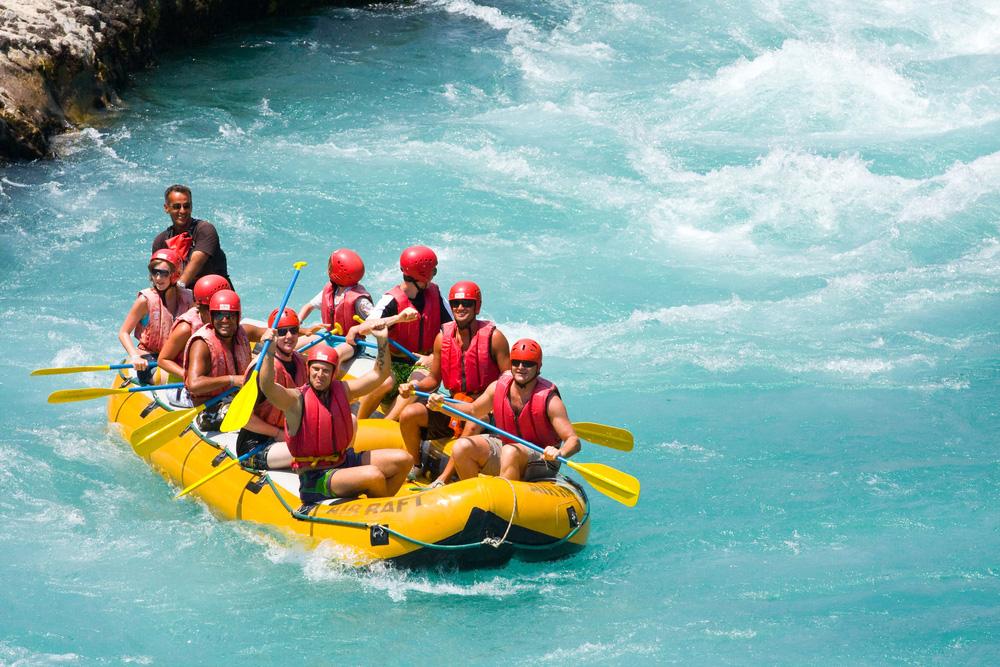 Manavgat Çayı Rafting