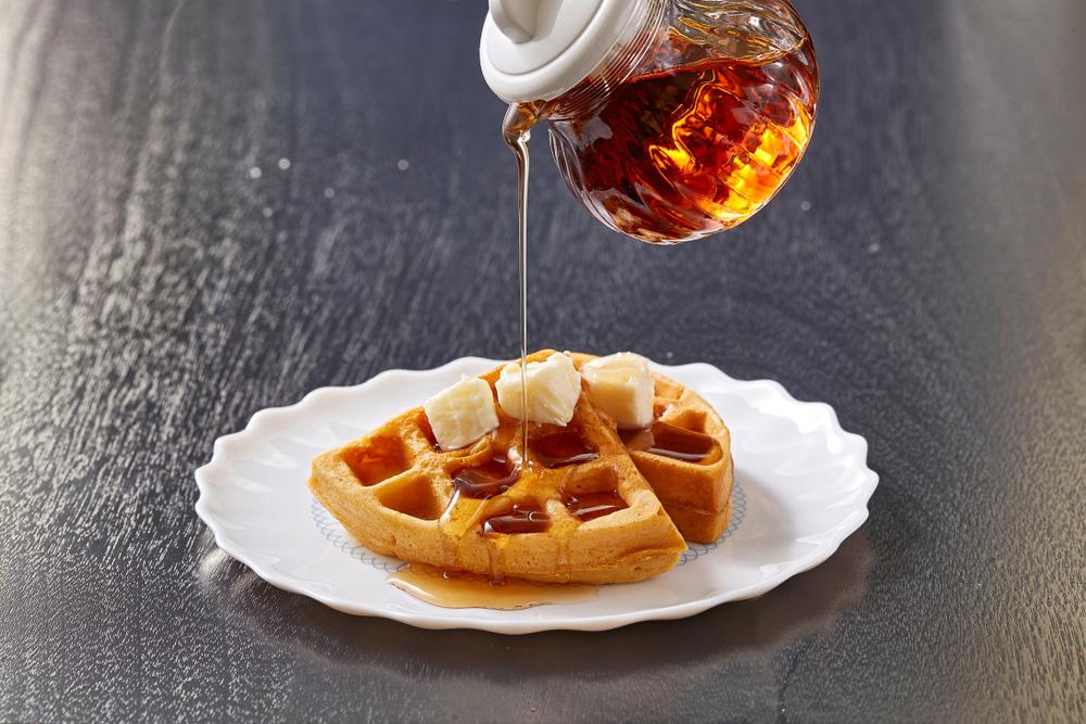 Waffle'ınıza lezzet katın