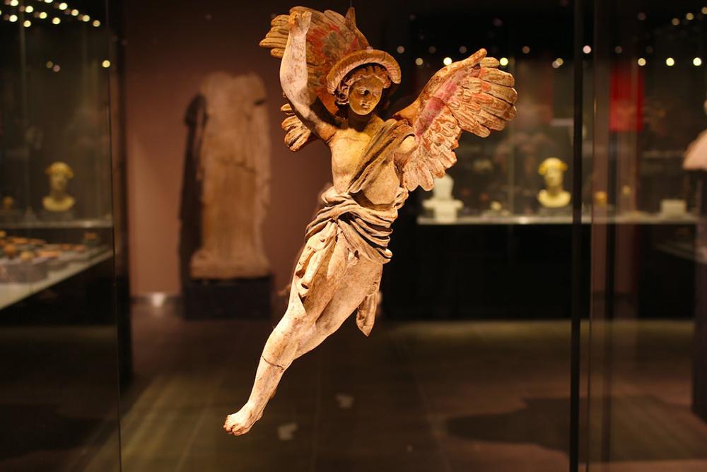 Aydın Arkeoloji Müzesi. Aydın Gezi Rehberi
