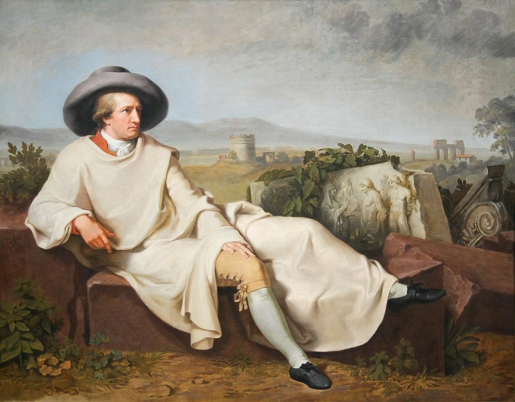 Johann Wolfgang Von Goethe- İtalya Seyahati. Seyahat Tutkunuzu Tetikleyecek Kitaplar..