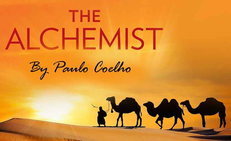 Paulo Coelho- Alchemist. Seyahat Tutkunuzu Tetikleyecek Kitaplar..