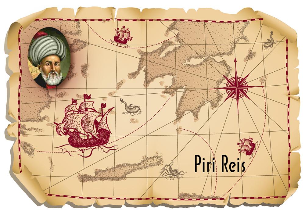 Piri Reis- Kitab-ı Bahriye