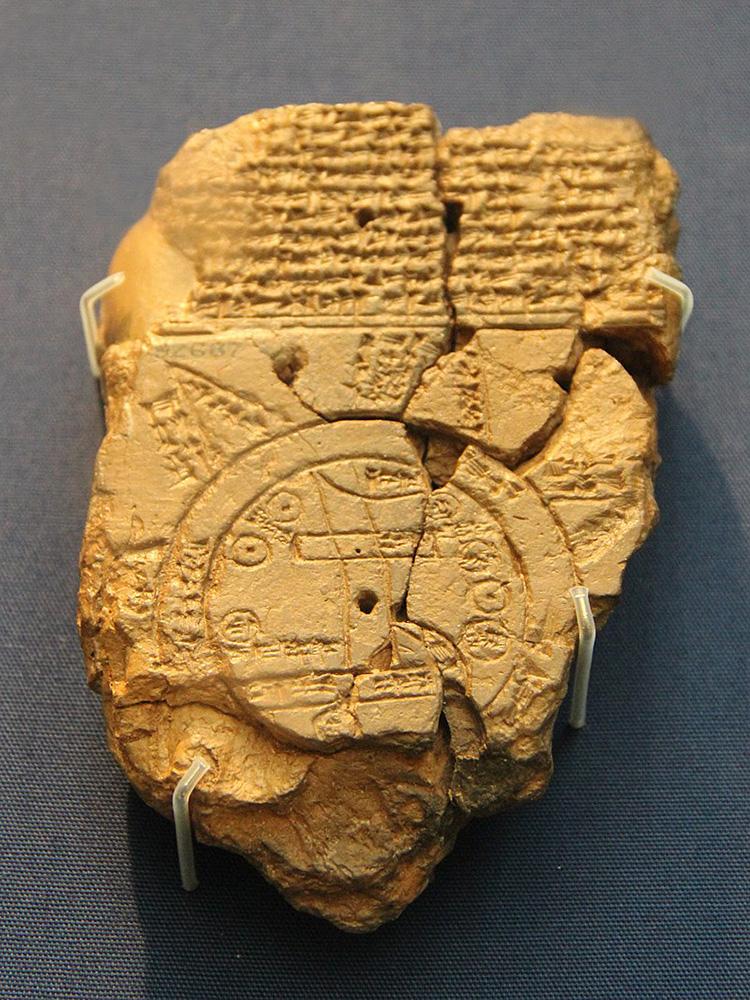 Babil Haritası
