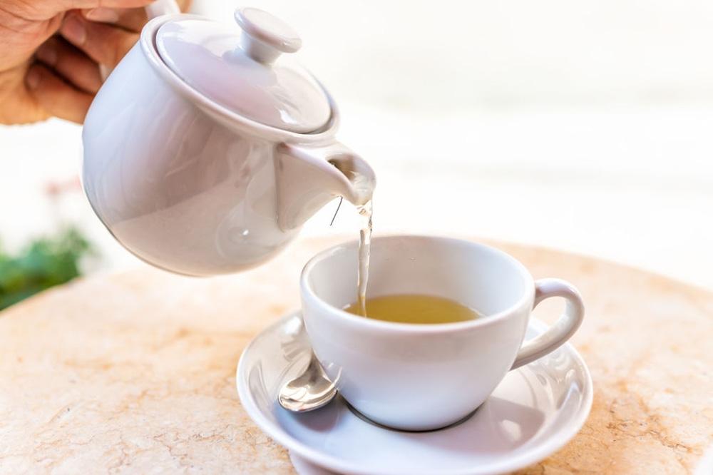 Beyaz çay demleme talimatı