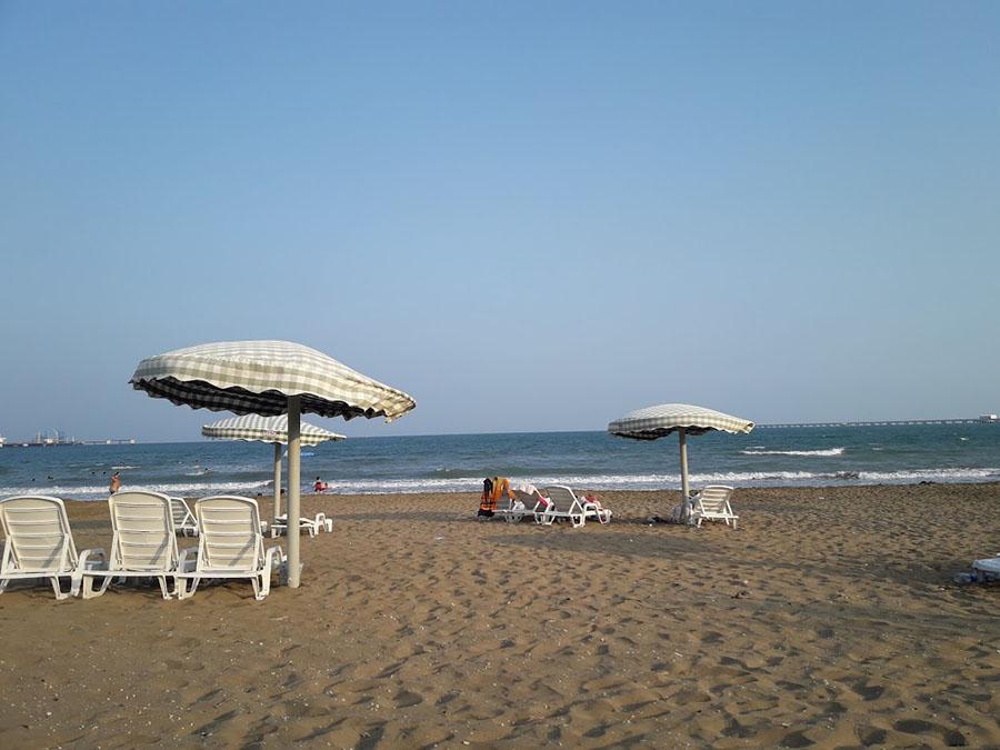 Botaş (İncirli) Plajı