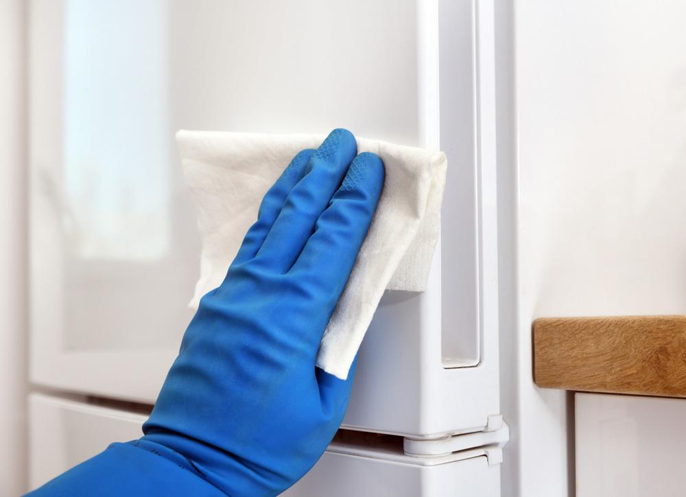 Buzdolabınızın Dışını Temizleyin