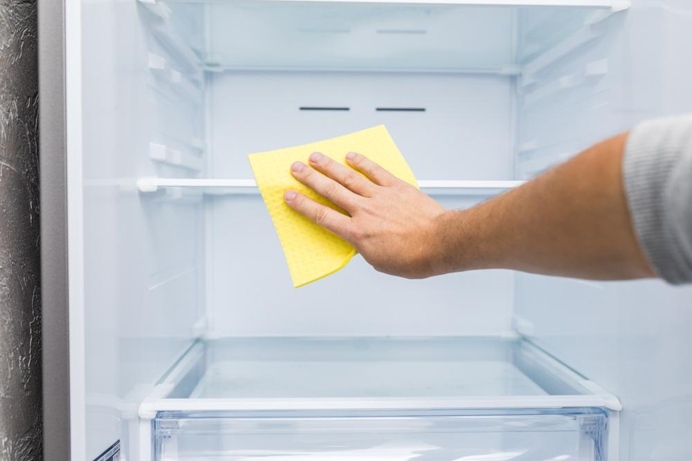 Buzdolabınızın iç alanını kurutun. Buzdolabı Temizliği Nasıl Yapılmalı ?