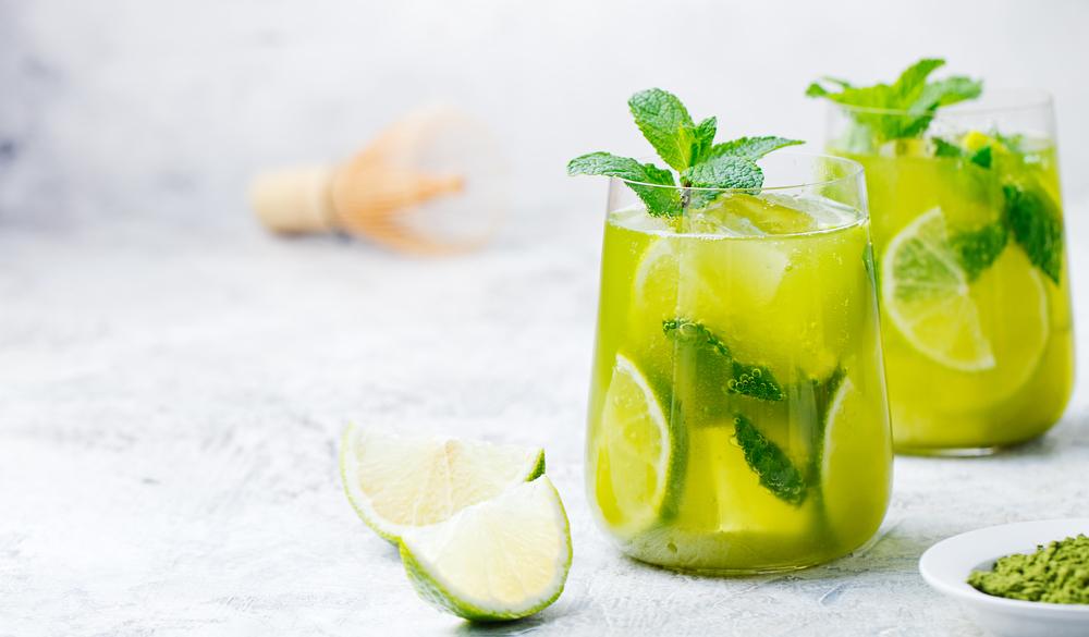 Buzlu Yeşil Çay Zayıflatır Mı ? Zayıflama Çayı Evde Nasıl Yapılır ?