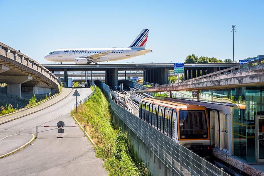 Charles De Gaulle Havalimanı, Fransa