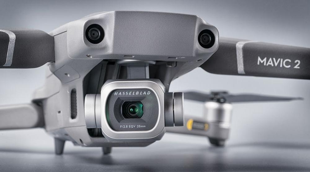 DJI Drone Mavic 2 Pro - Hasselblad. DJI'ın kurucusu kimdir..