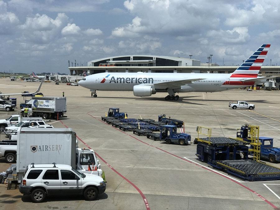 Dallas-Fort Worth Uluslararası Havalimanı, Amerika Birleşik Devletleri