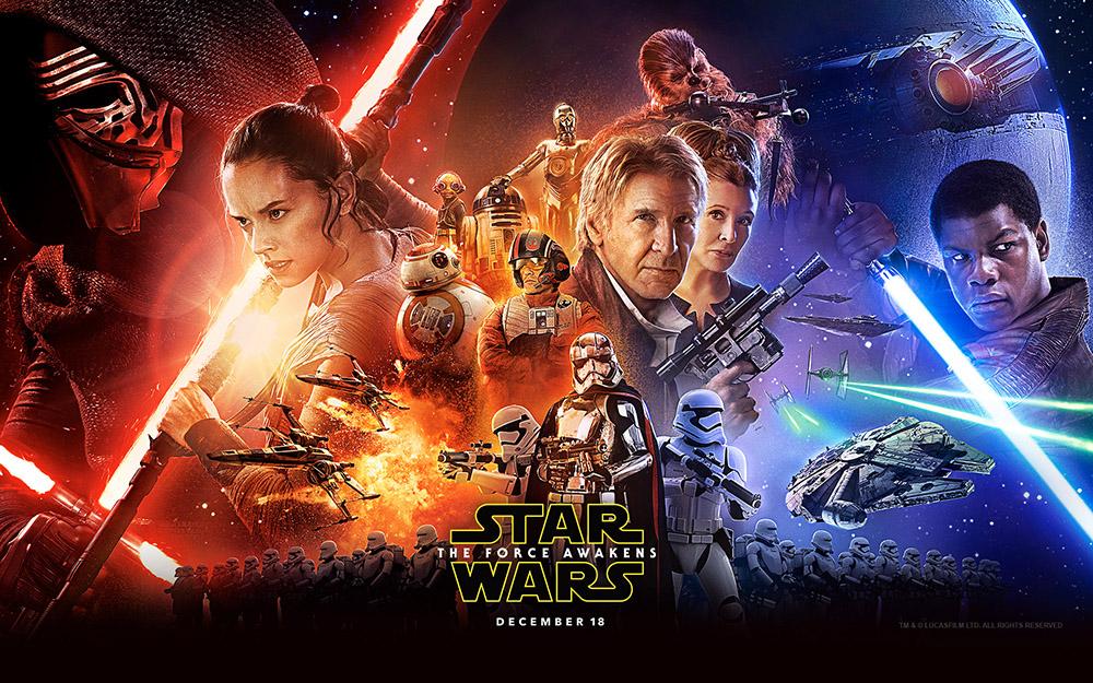 Güç Uyanıyor (2015) - The Force Awakens