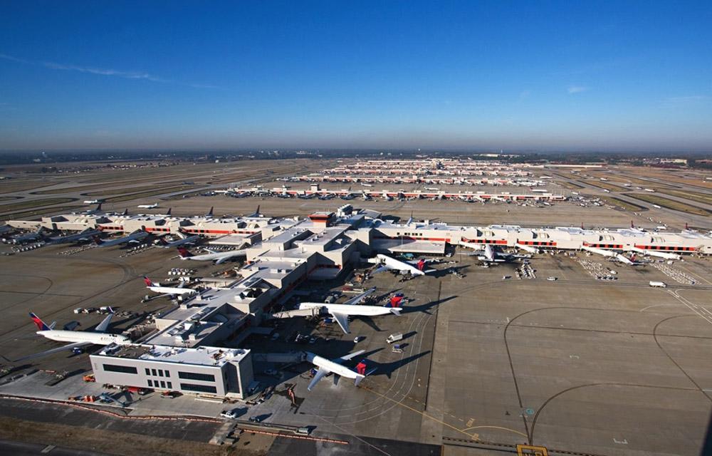 Hartsfield–Jackson Atlanta Uluslararası Havaalanı, Amerika Birleşik Devletleri