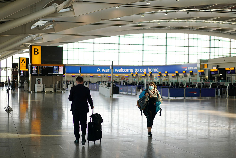 Heathrow Havalimanı, Birleşik Krallık