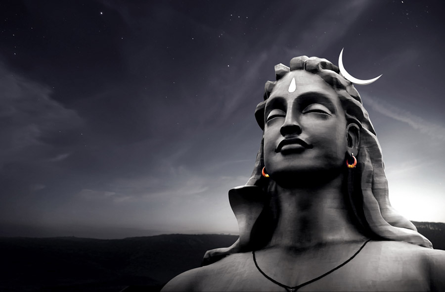 Hint Tanrısı Şiva'nın illüstrasyonu. Kısacası dansla özdeşleşmiştir..