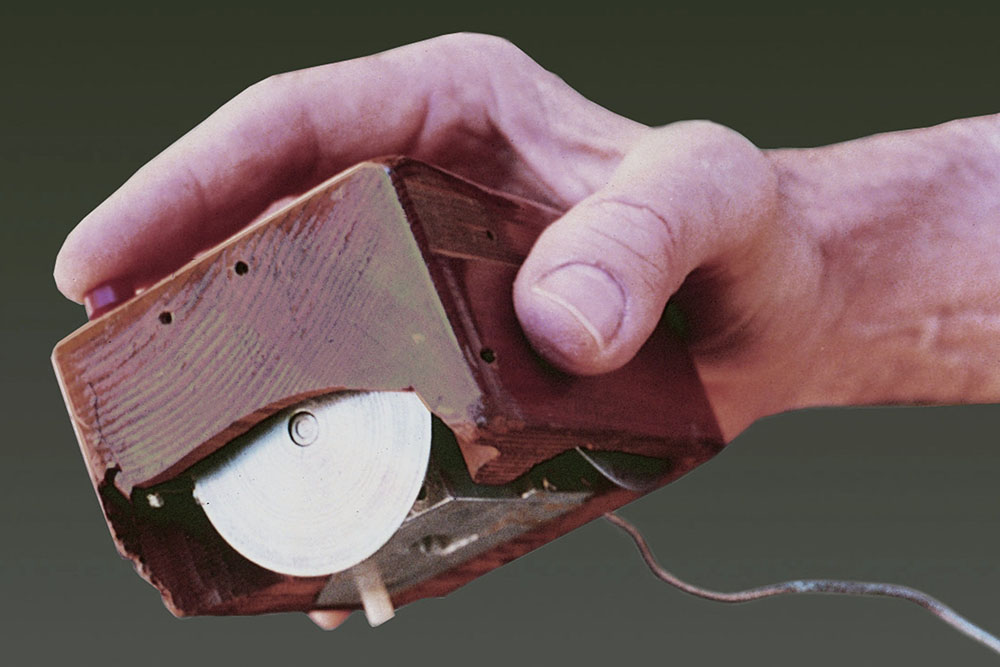 İlk Bilgisayar Faresi..