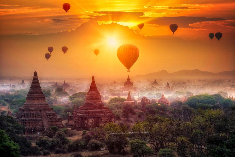 Myanmar Bilgileri ? Güneydoğu Asya Ülkeleri Hangileridir ?