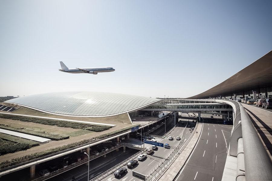 Pekin Başkent Uluslararası Havalimanı, Çin. Dünyanın En Yoğun 10 Havalimanı..
