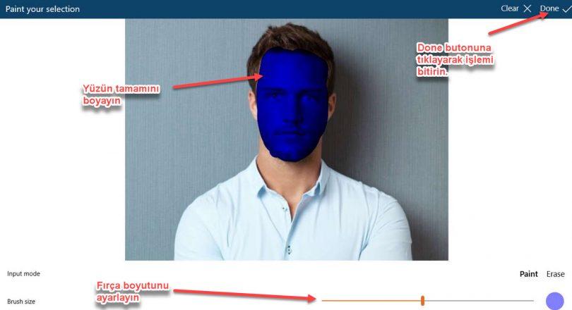 Resimdeki Yüzleri Değiştirerek Eğlenceli Hale Getirin