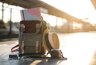Seyahat Sırt Çantaları
