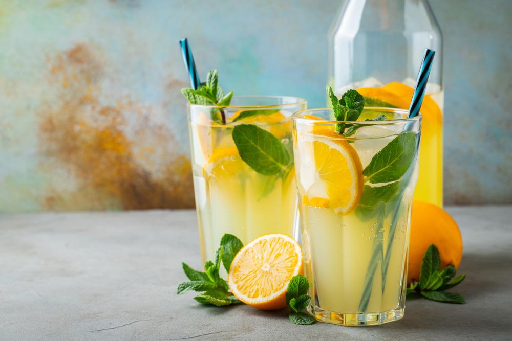 Soda Limon Çayı