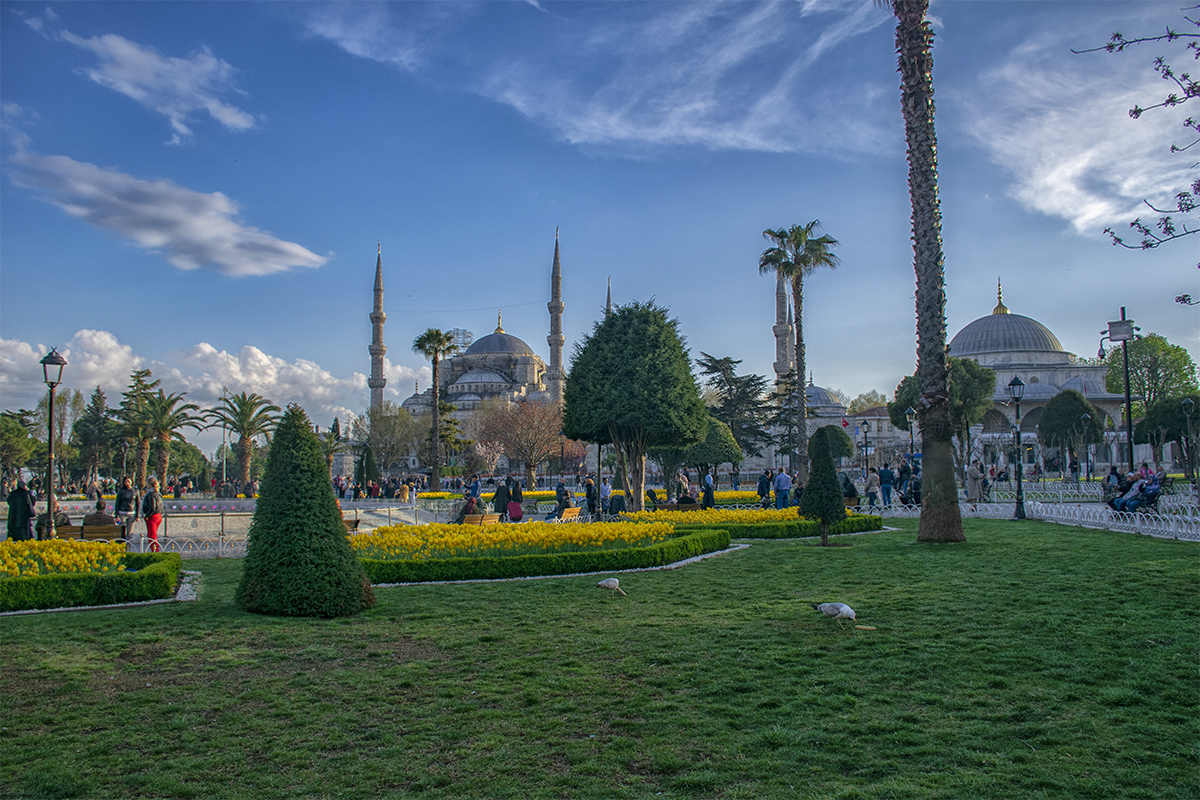Sultanahmet Camii Bilgileri