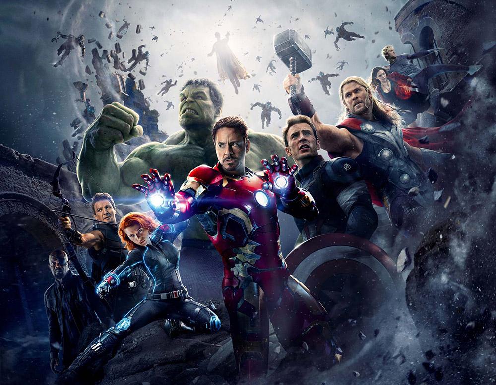 Yenilmezler - Ultron Çağı - Avengers Age of Ultron (2015): Bütçesi özellikle diğer filmlere görse yüksel olup 250 milyon dolarlara yaklaşan film, hasılat konusunda da fena sayılmaz. Rakam tamı tamına 1 milyar 405 milyon dolar..