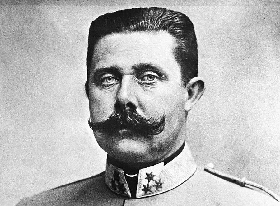 Avusturya Veliahtı Franz Ferdinand