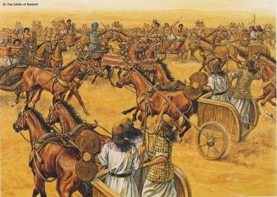 Kadeş Savaşı (M.Ö. 1296)