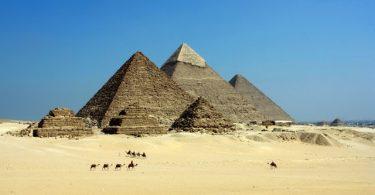 Dünyanın En Eski Piramitleri